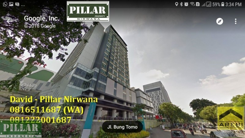 Dijual apt Marvell Tower Linden