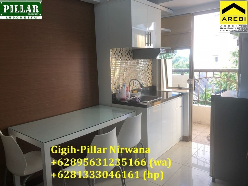 Di jual apartmen waterplace tower F lantai 02
